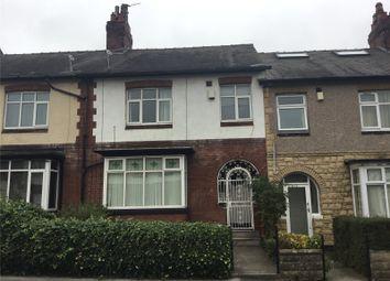 Thumbnail 3 bedroom terraced house for sale in Estcourt Avenue, Leeds, West Yorkshire