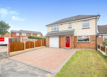 Thumbnail 3 bed semi-detached house for sale in Windfields Close, Cheadle Hulme, Cheadle, Cheshire