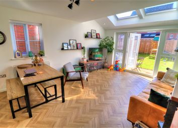 Thumbnail 3 bed town house for sale in Nixon Phillips Drive, Hindley Green, Wigan