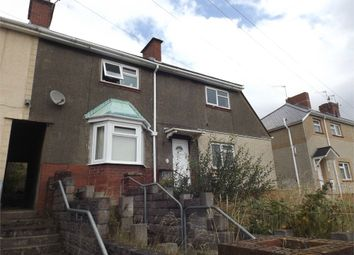 Thumbnail 5 bedroom semi-detached house for sale in Robert Owen Gardens, Port Tennant, Swansea, West Glamorgan