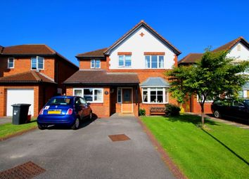 Thumbnail 5 bed detached house for sale in Lon Hafren, Rhyl