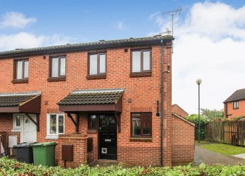 Thumbnail 1 bed end terrace house to rent in Cornhill Court, Nottingham Road, Alfreton