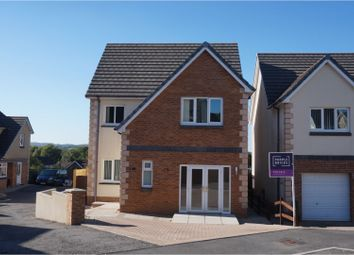 Thumbnail 4 bed detached house for sale in Llys Bethesda, Tumble