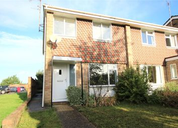 Thumbnail 3 bed semi-detached house to rent in Fircroft Close, Tilehurst, Reading