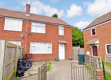 Thumbnail 3 bedroom semi-detached house for sale in Strathearn Way, Fawdon, Newcastle Upon Tyne