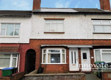 Thumbnail 3 bed terraced house for sale in Topsham Road, Smethwick