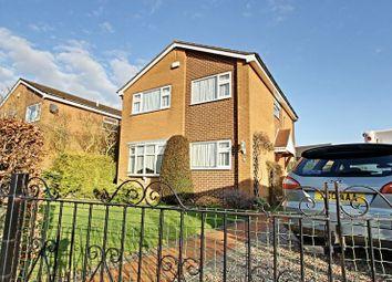 Thumbnail 4 bed detached house for sale in Burton Road, Cottingham