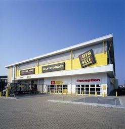 Thumbnail Warehouse to let in Big Yellow Self Storage Ilford, 374 Eastern Avenua, Ilford, Essex