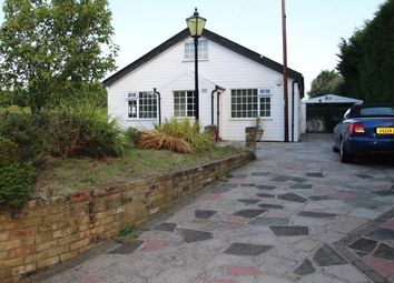 Thumbnail 2 bedroom bungalow for sale in Skeet Hill Lane, Chelsfield Lane, Orpington, Kent