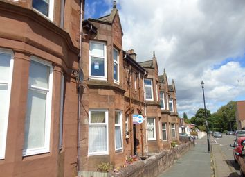 Thumbnail 1 bed flat for sale in Laird Street, Dunbeth, Coatbridge, North Lanarkshire