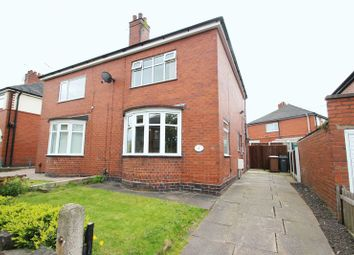 Thumbnail 2 bed semi-detached house for sale in Crossway Road, Sneyd Green, Stoke-On-Trent