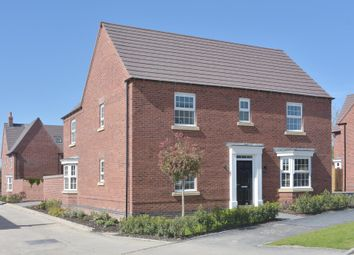 "Thumbnail 4 bed detached house for sale in ""Layton"" at The Long Shoot, Nuneaton"