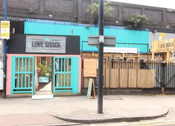 Thumbnail Restaurant/cafe to let in Cambridge Heath Road, London