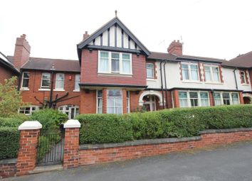 Thumbnail 5 bed terraced house for sale in Poolfield Avenue, Newcastle-Under-Lyme