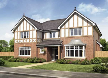 Thumbnail 5 bed detached house for sale in Kings Close, Staining