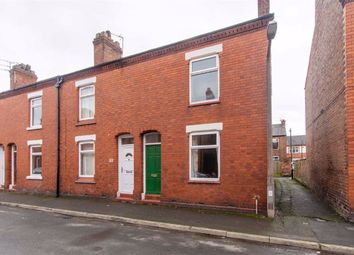 Thumbnail 2 bed end terrace house for sale in Huxley Street, Northwich, Northwich