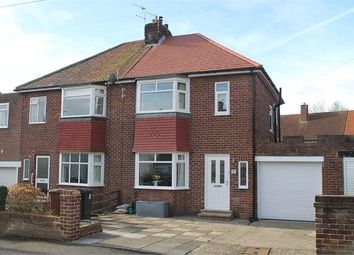 Thumbnail 3 bed semi-detached house for sale in Hackworth Gardens, Wylam, Northumberland