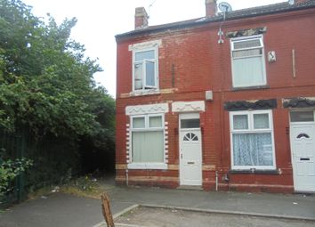 Thumbnail 2 bedroom end terrace house for sale in Crantock Street, Manchester