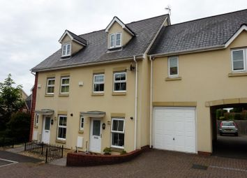 Thumbnail 3 bed town house for sale in 16 Millwood Gardens, Killay, Swansea