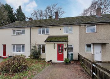 Thumbnail 3 bed terraced house for sale in St Joan Close, Langley Green, Crawley. West Sussex