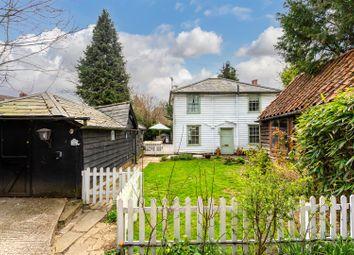 Brighton Road, Burgh Heath, Tadworth KT20. 3 bed detached house for sale