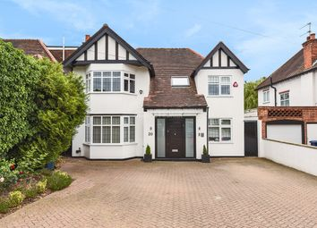Thumbnail 4 bed detached house for sale in Marsh Lane, London