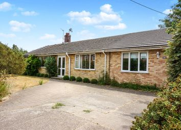 Thumbnail 5 bed detached bungalow for sale in Southend Road, Bungay