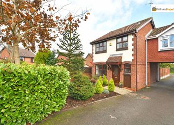 Thumbnail 3 bed link-detached house for sale in Falcon Road, Meir Park, Stoke-On-Trent