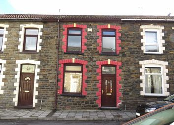 Thumbnail 3 bed terraced house to rent in Whitting Street, Porth