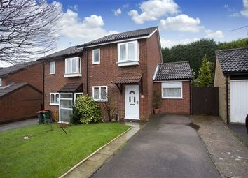 Thumbnail 2 bed semi-detached house to rent in Wye Close, Pease Pottage, Crawley