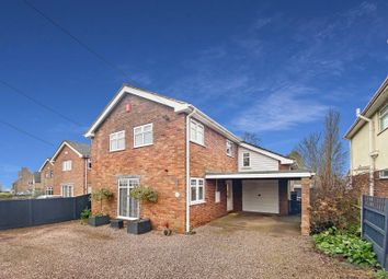 Thumbnail 4 bed detached house for sale in Market Drayton Road, Loggerheads, Market Drayton