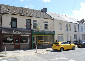 Thumbnail Commercial property for sale in 15 Church Street, Ebbw Vale, Blaenau Gwent