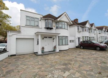 Thumbnail 4 bed detached house for sale in Stoneyfields Lane, Edgware