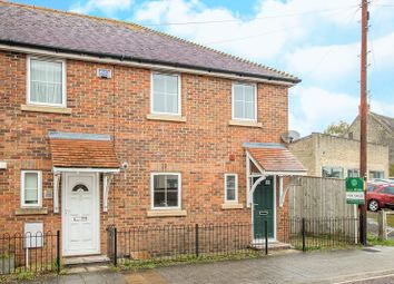 Thumbnail 2 bed end terrace house for sale in Tomlins Corner, Gillingham