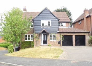 Thumbnail 5 bed detached house to rent in Castle Rise, Ridgewood, Uckfield