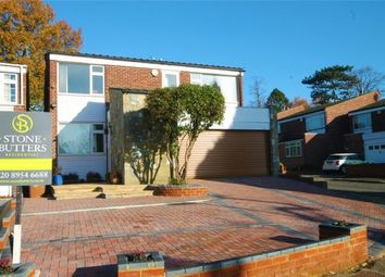 Thumbnail 4 bed detached house to rent in Kynaston Wood, Harrow Weald, Middlesex