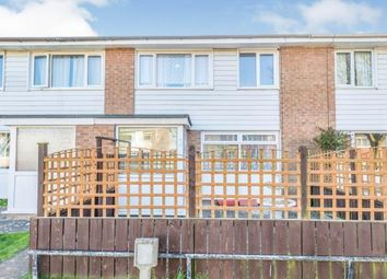 Thumbnail 3 bed terraced house for sale in Bankhead Close, Northallerton