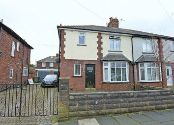 Thumbnail 3 bed semi-detached house for sale in Brunton Crescent, Carlisle