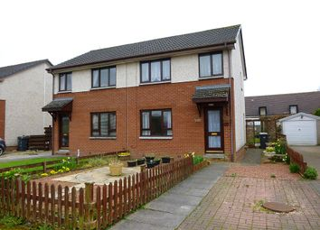 Thumbnail 2 bed semi-detached house for sale in 23 Simpson Gardens, Dumfries