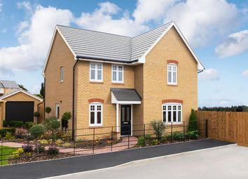 """Thumbnail 4 bed detached house for sale in """"Camberley"""" at Southern Cross, Wixams, Bedford"""