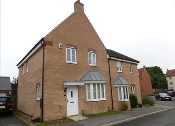 Thumbnail 3 bed property to rent in Tall Pines Road, Witham St. Hughs, Lincoln