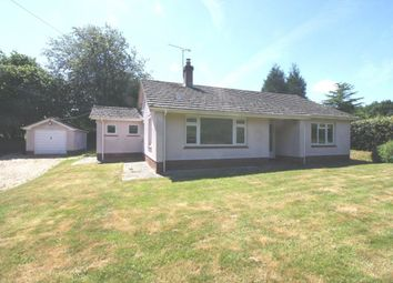 Thumbnail 3 bed bungalow to rent in Princes Close, Redlynch, Salisbury