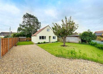 Thumbnail 3 bed detached house for sale in Upper Staithe Road, Stalham, Norwich