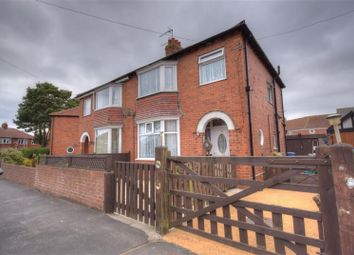 Thumbnail 3 bed semi-detached house for sale in St. Anthony Road, Bridlington