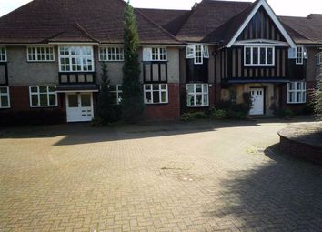 Thumbnail 2 bed flat to rent in Shilton Road, Barwell, Leicester