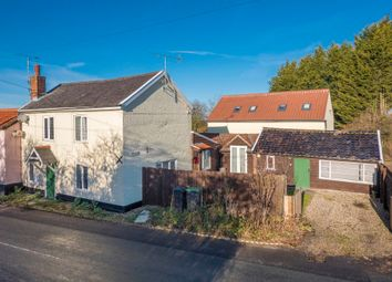 Thumbnail 2 bed semi-detached house for sale in Thurston, Bury St Edmunds, Suffolk