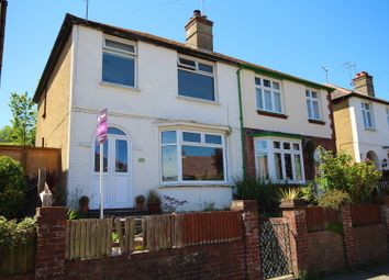Thumbnail 3 bed semi-detached house for sale in Lewisham Road, Dover
