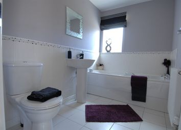 "Thumbnail 3 bed detached house for sale in ""The Rufford"" at Newcastle Road, Shavington, Crewe"