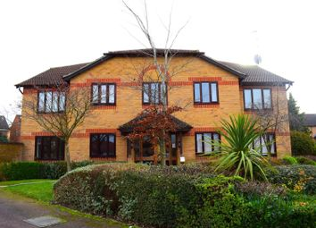 Thumbnail 1 bed flat for sale in Bordeaux Close, Northampton