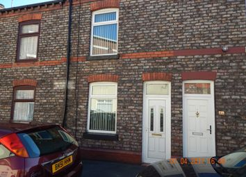 Thumbnail 2 bedroom terraced house to rent in Allerton Road, Widnes